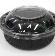 BOWL BLACK 32 onz